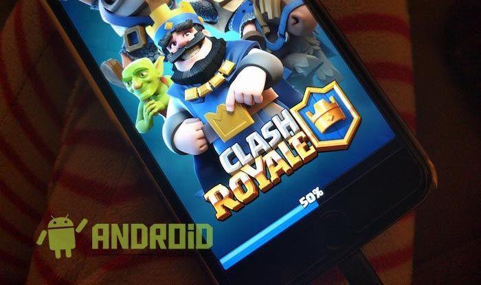 clash royale no pasa del 50 solucion