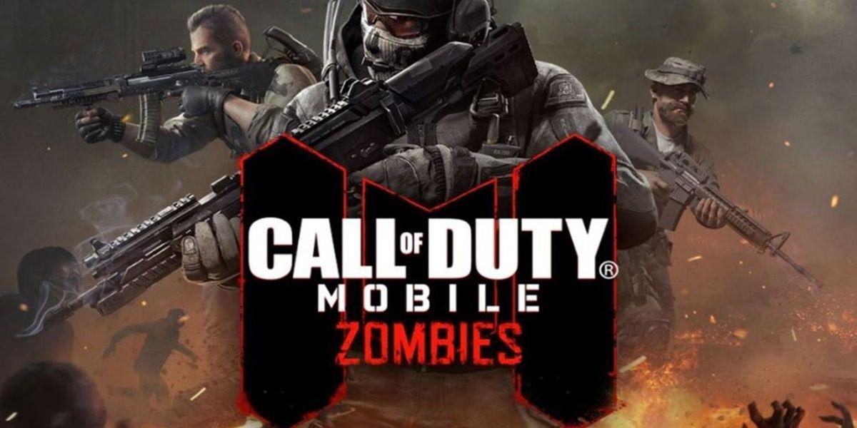 cod mobile modo zombies