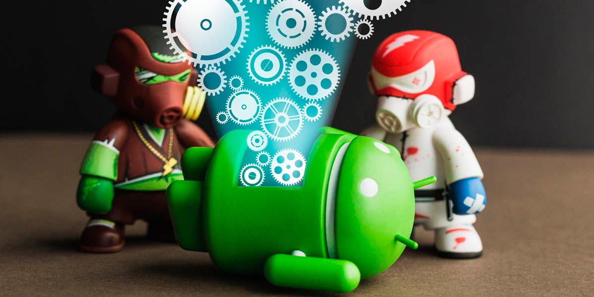 código android desarrollo software