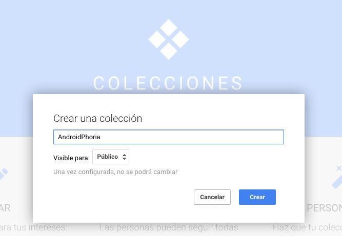 colecciones-google-plus