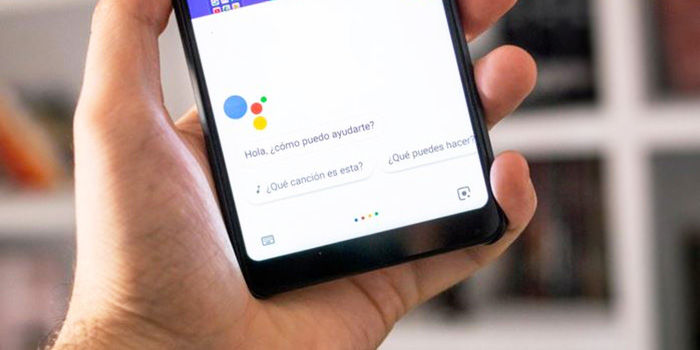 comandos de voz de Google Assistant