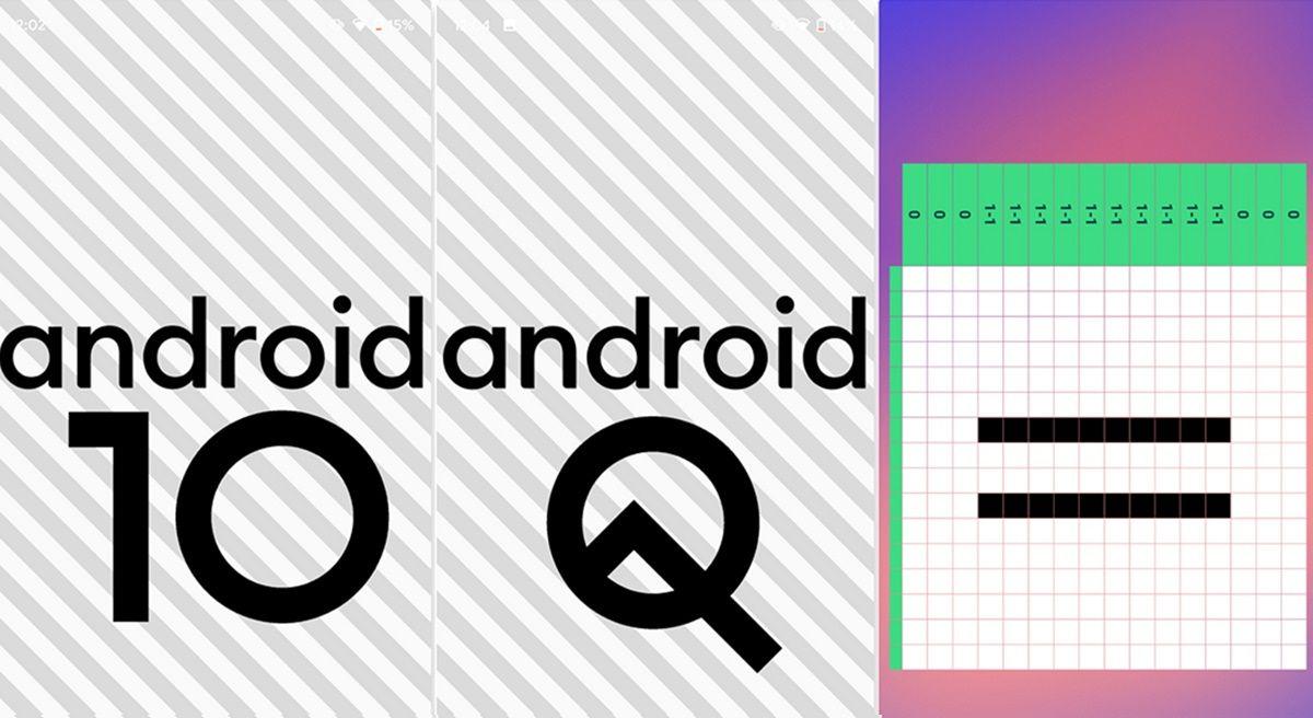 como acceder easter egg android 10
