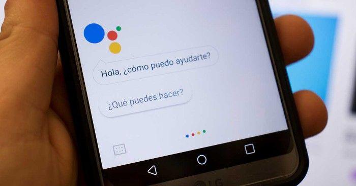 como activar google assistant en android