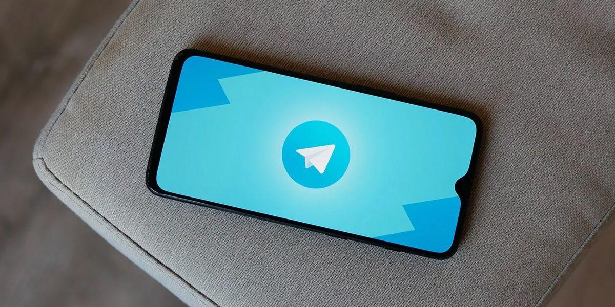como actualizar telegram apk