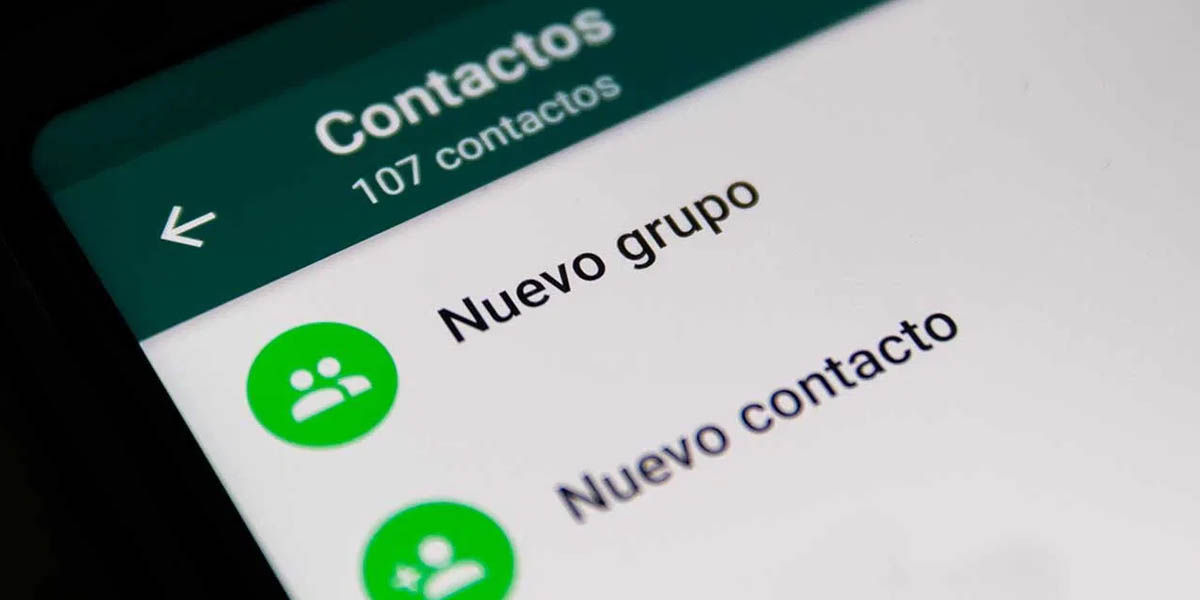 cómo agregar contacto internacional whatsapp
