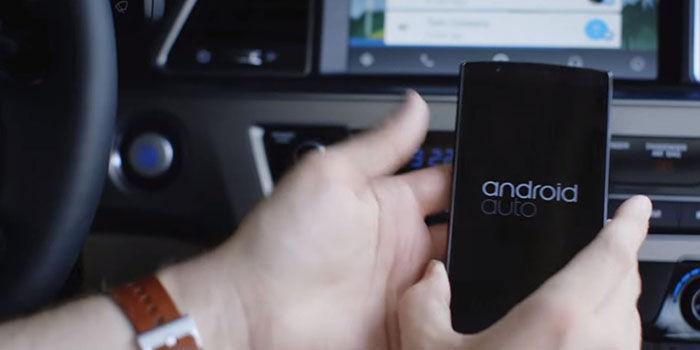 Cómo agregar widgets en Android Auto