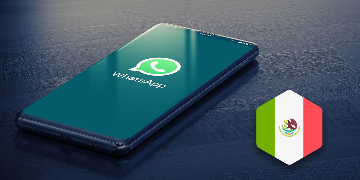 cómo añadir números méxico whatsapp