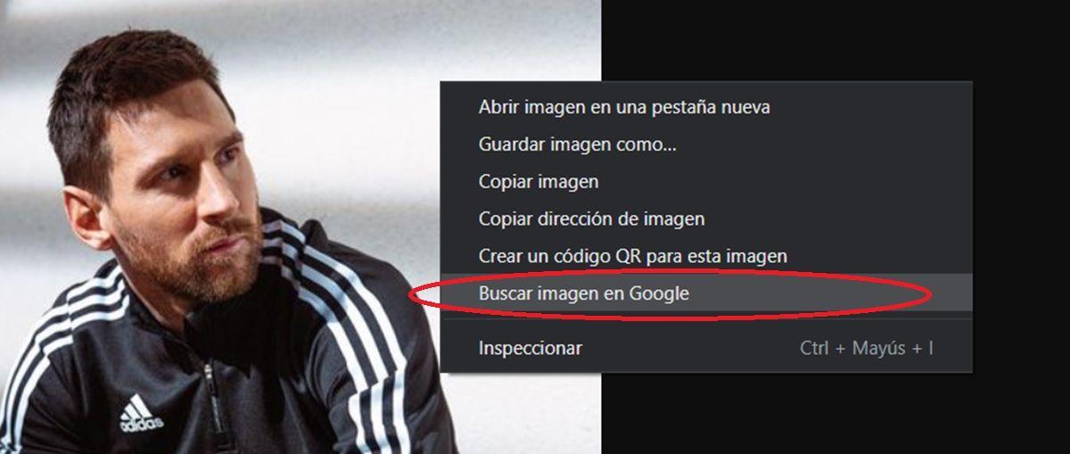 como buscar por imagen en google chrome