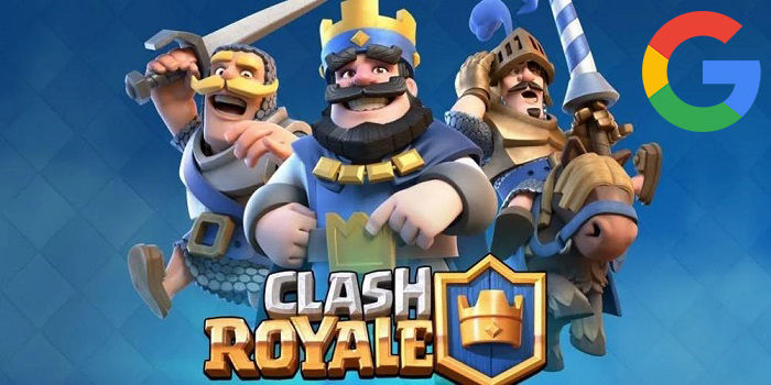 como cambiar clash royale cuenta google
