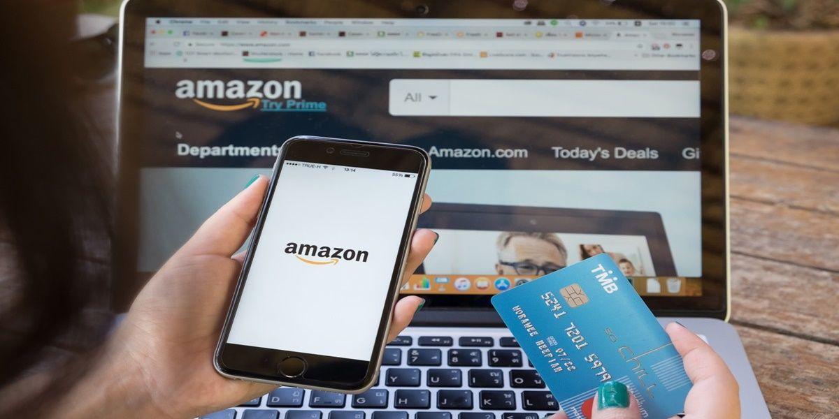 como comprar en Amazon sin pagar