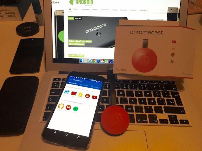 como configurar nuevo chromecast de google facil