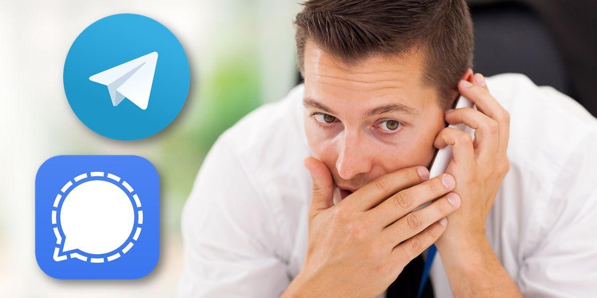 como crear una cuenta anonima en telegram signal