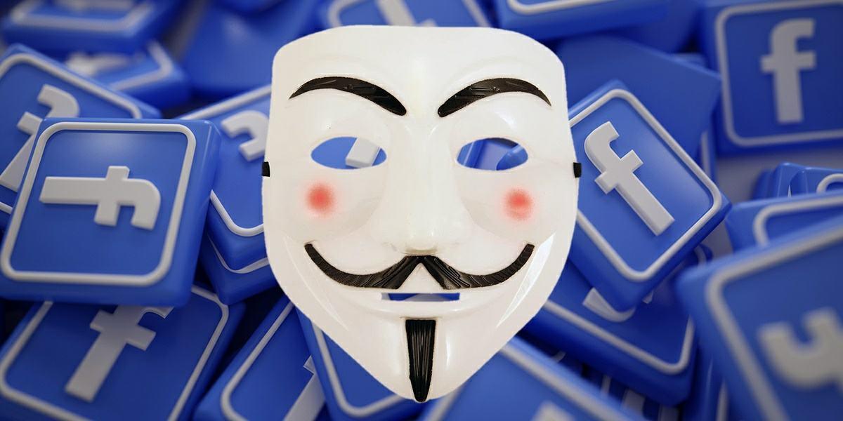como crear una cuenta de facebook completamente anonima