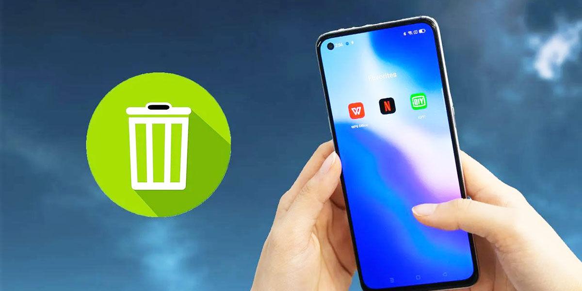 como desinstalar aplicaciones en Android