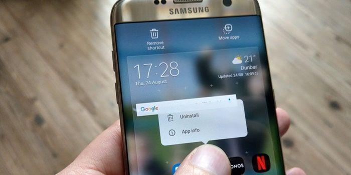 como desinstalar aplicaciones por completo en Android