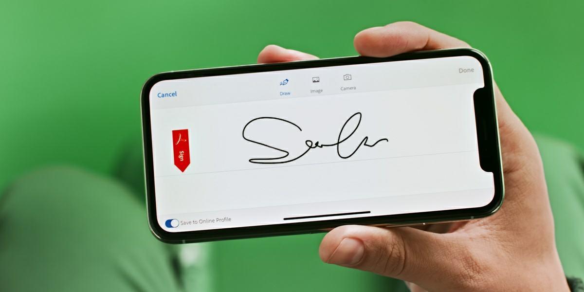 como firmar digital pdf android