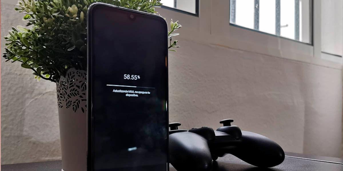 cómo forzar actualización miui android en tu xiaomi