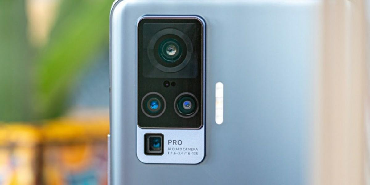 como funciona gimbal camara smartphone vivo x50 pro