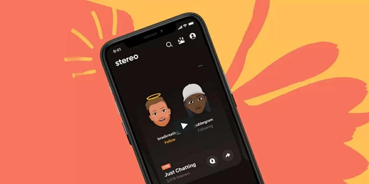 como funciona la app stereo