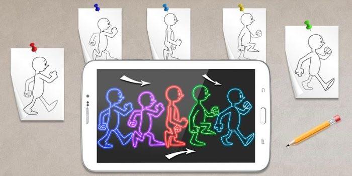 como hacer animaciones android