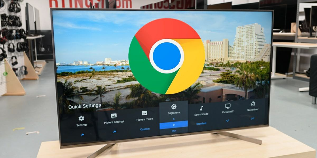 como instalar chrome en android tv