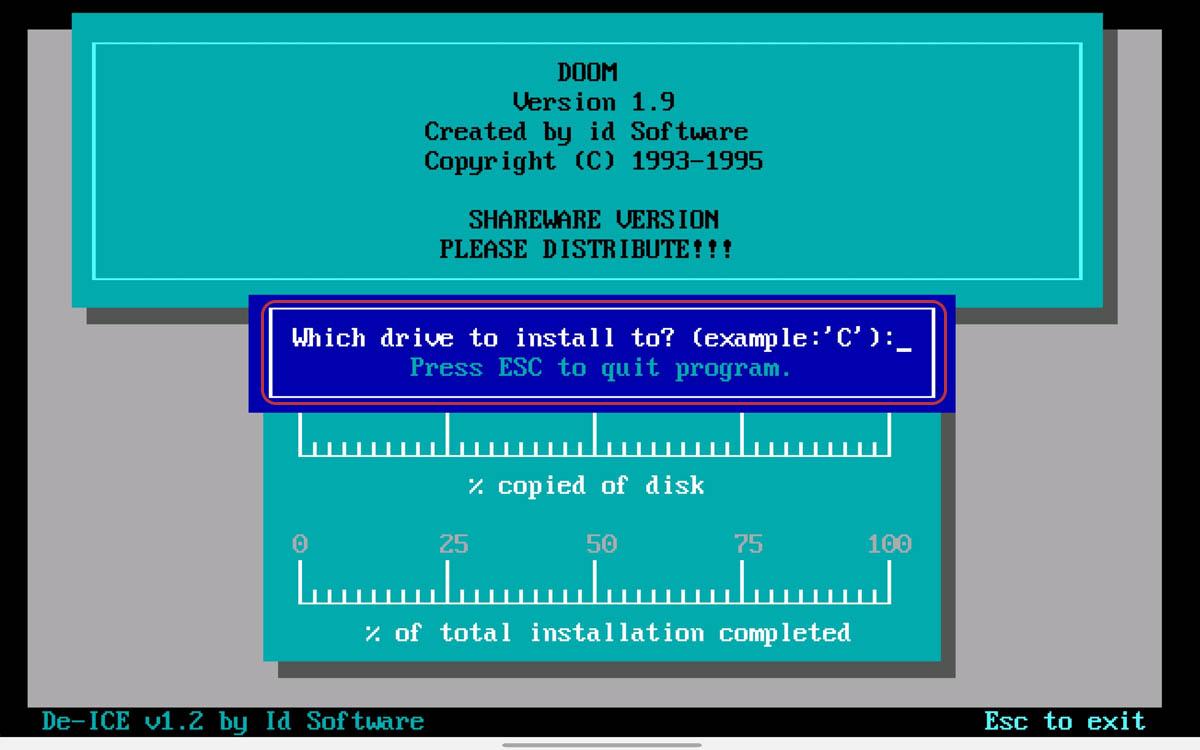 cómo instalar juegos de MS-DOS en Chrome OS
