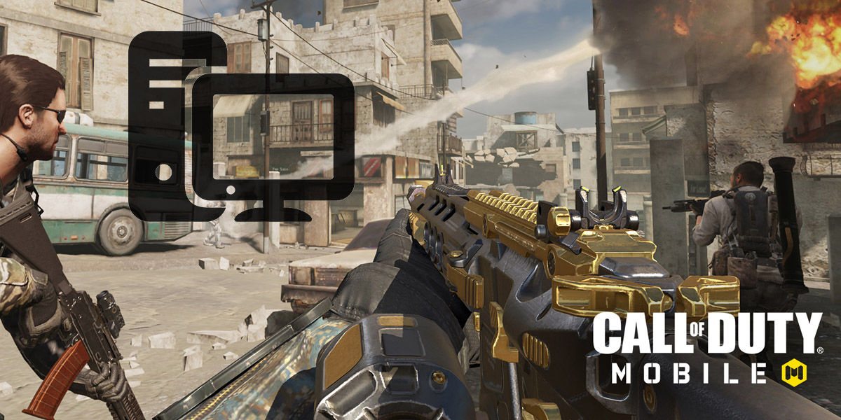 como jugar call of duty mobile pc ordenador