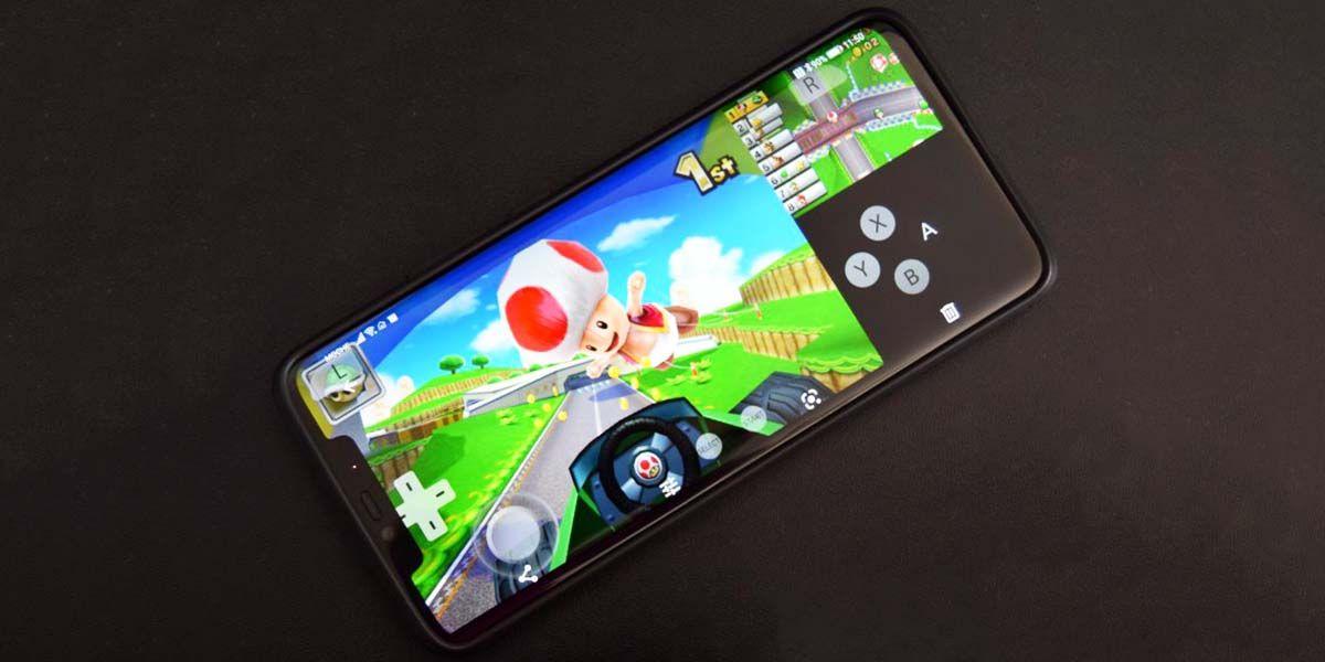 como jugar juegos nintendo 3ds android