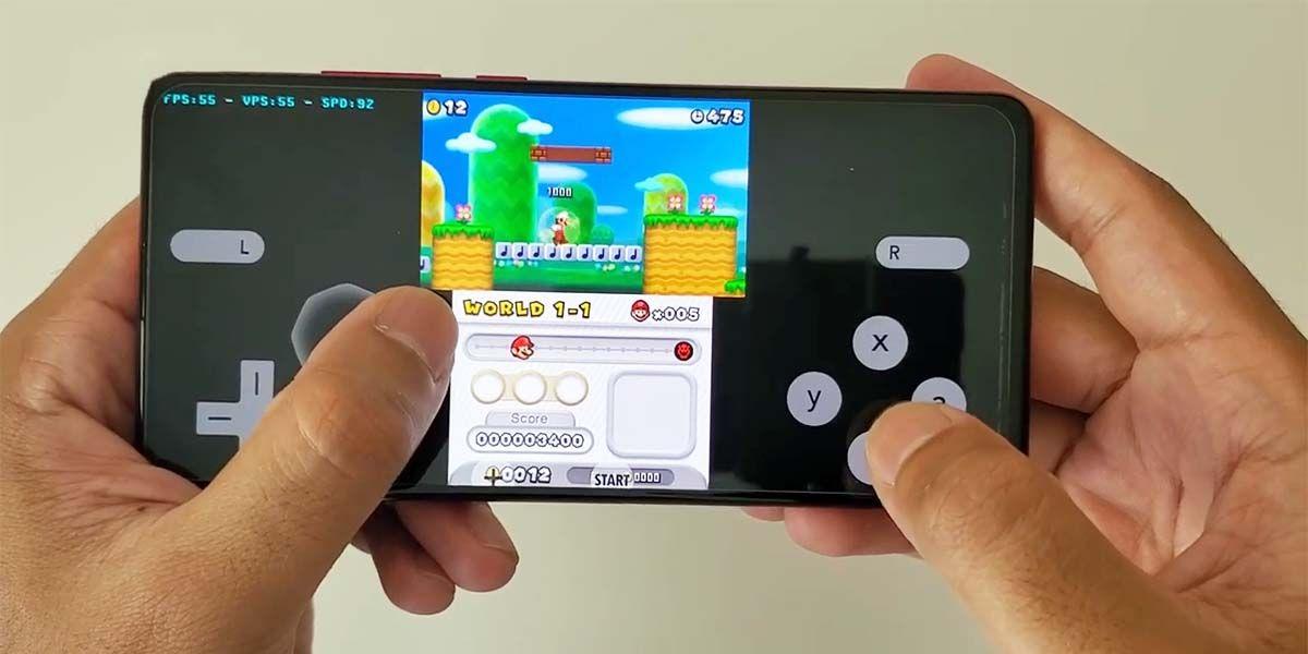 como jugar nintendo 3ds en android con citra