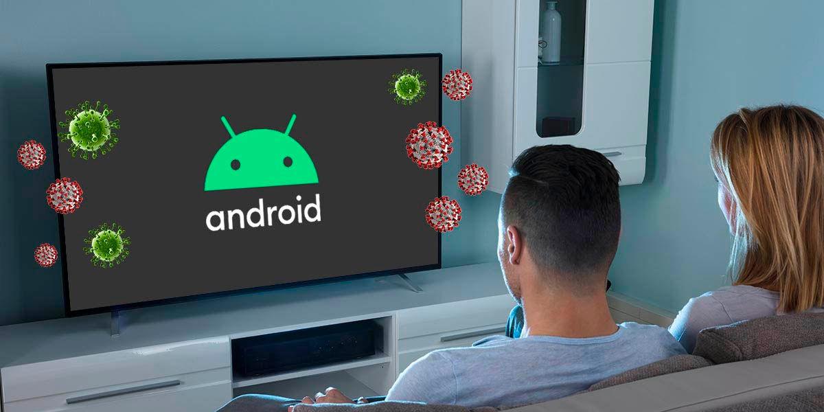 cómo proteger tu android tv de virus y malware