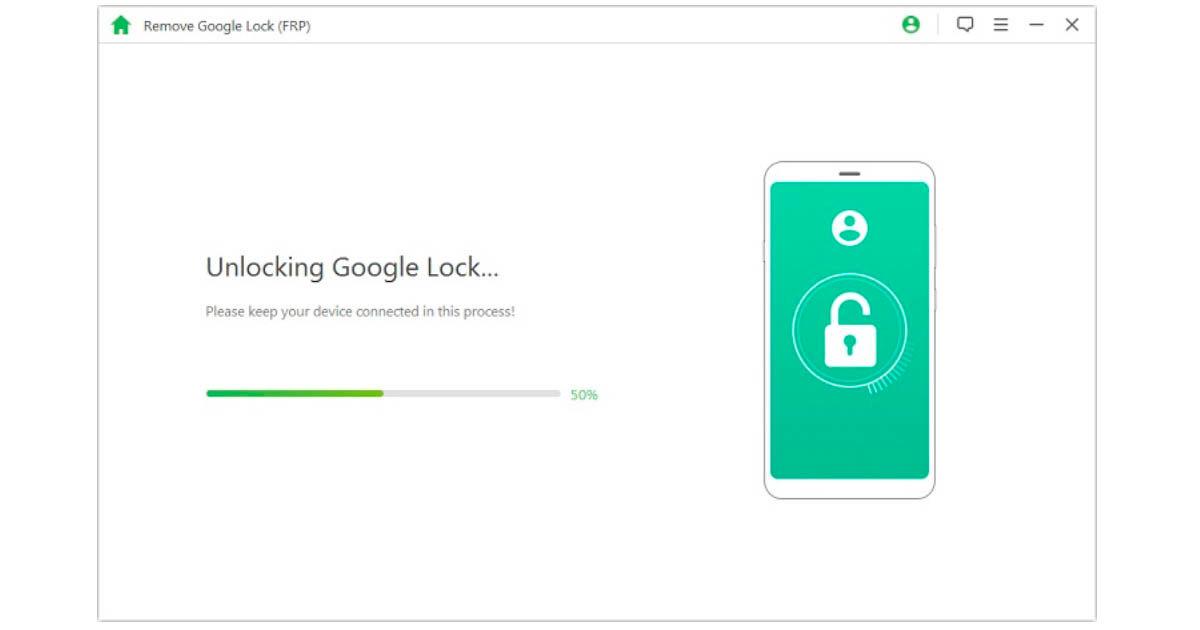 cómo quitar bloqueo a cualquier Android con iMyFone LockWiper