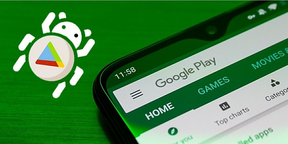 como reportar app con virus estrategia abusiva google play