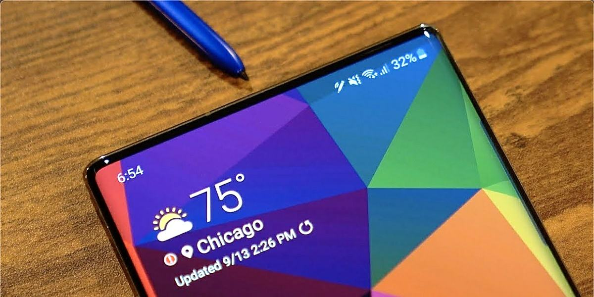 como sera el galaxy note 20