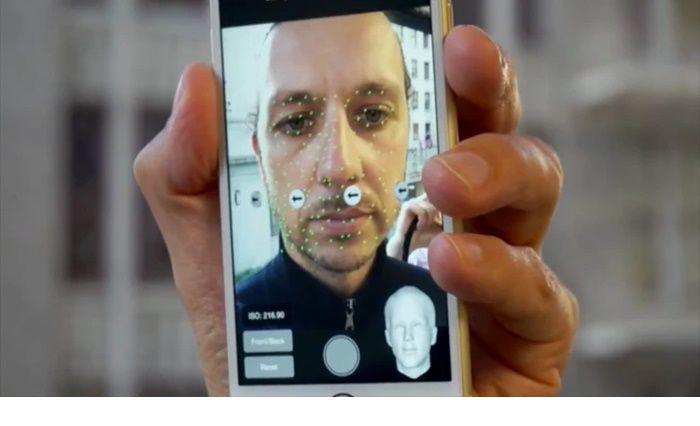 como son selfies 3d snapchat