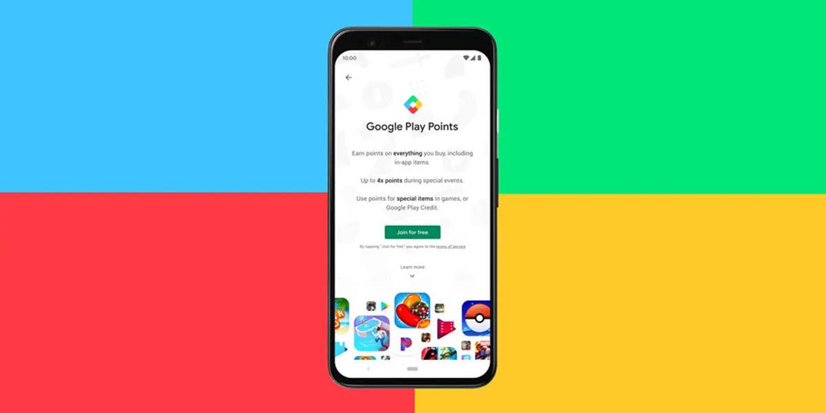 cómo suscribirse a google play points españa