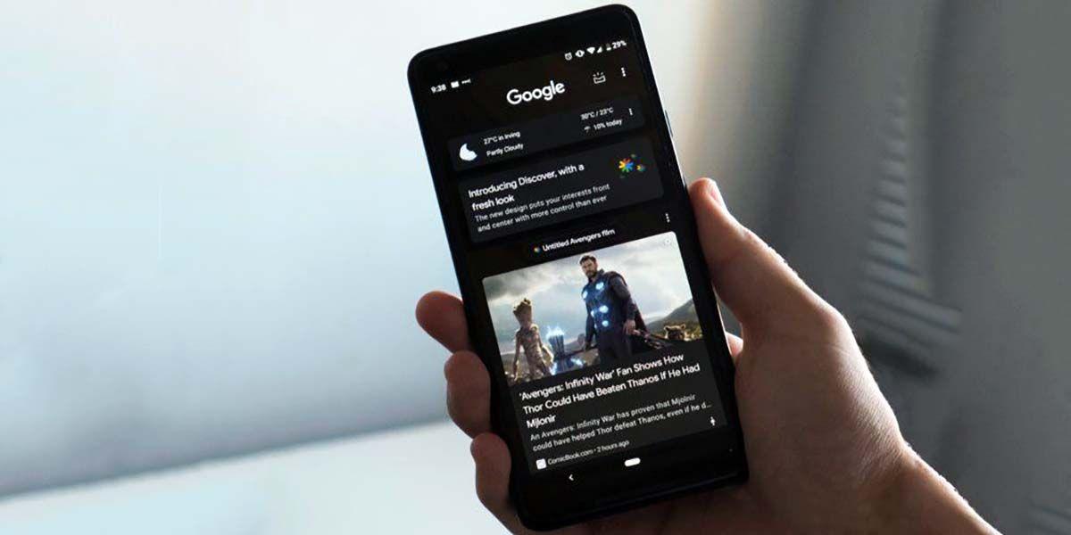 como tener google discover movil xiaomi tutorial