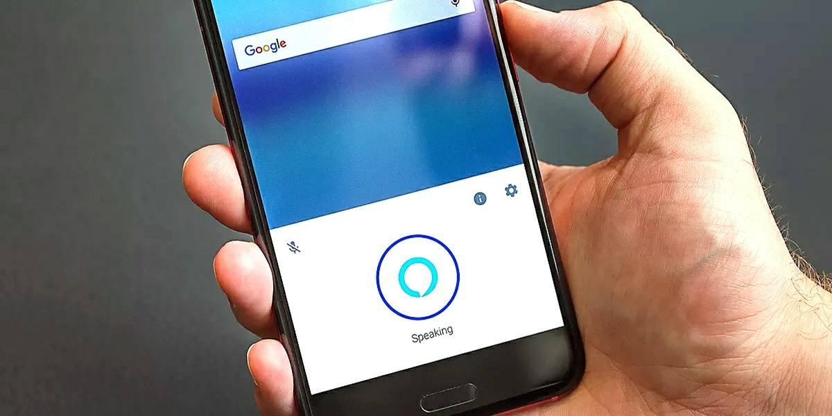 como usar alexa asistente virtual en android