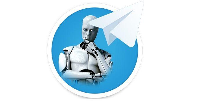 como usar bots telegram