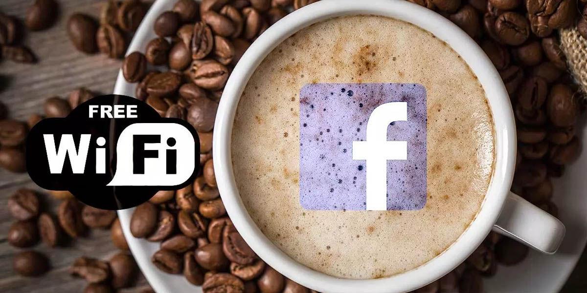 cómo usar facebook wi-fi
