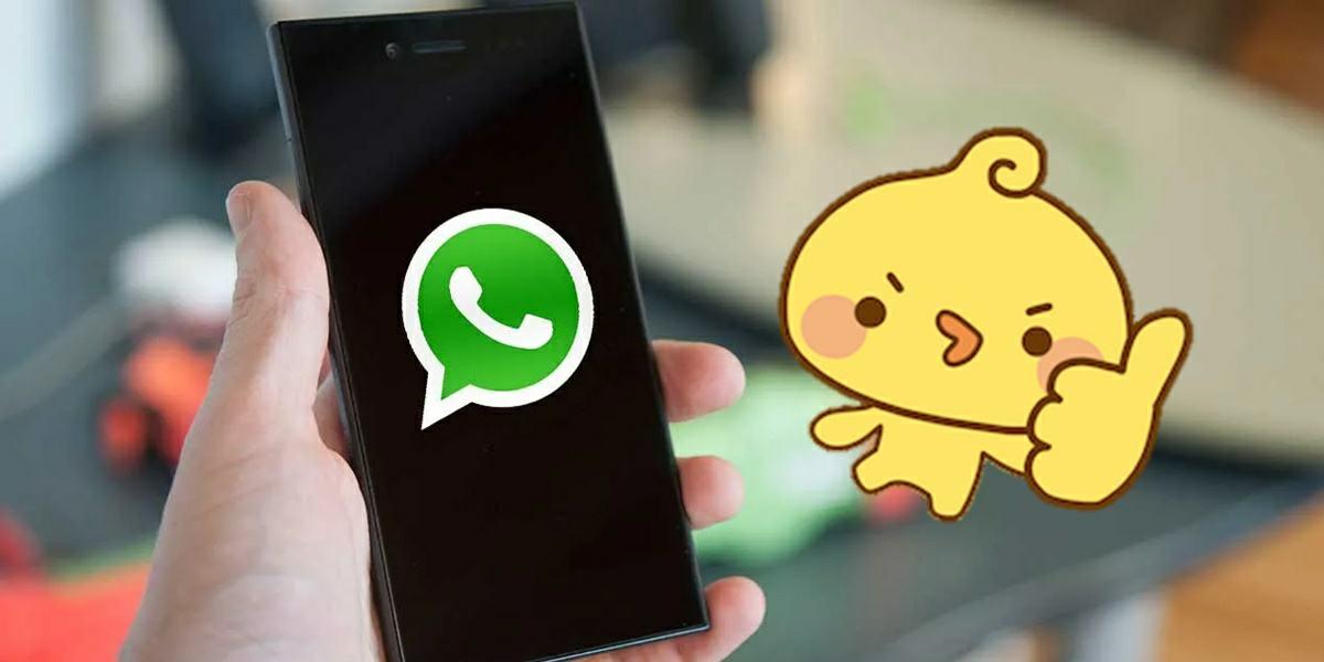 como usar los nuevos stickers animados de whatsapp