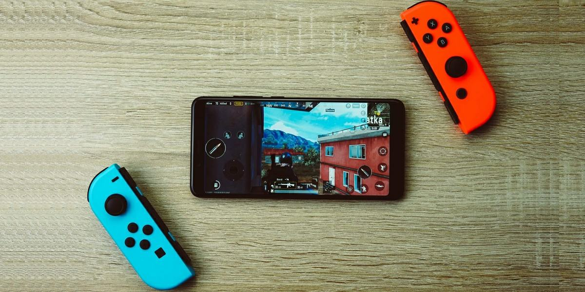 como usar movil android como mando de nintendo switch