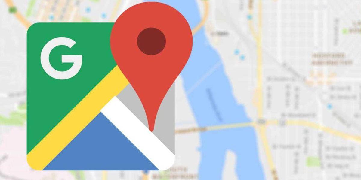 como ver coordenadas google maps