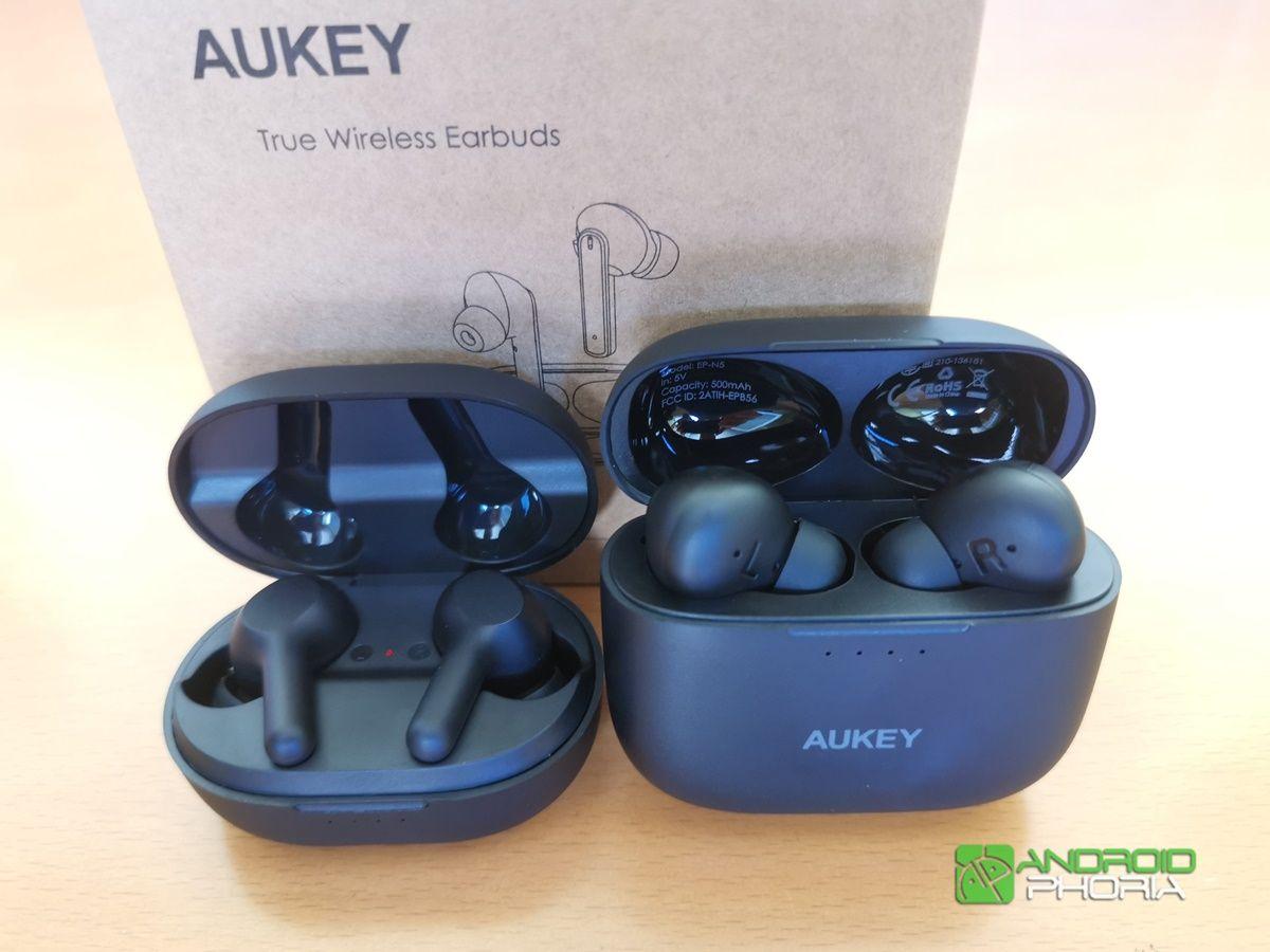 comparativa aukey ep-n5 vs aukey ep-t25