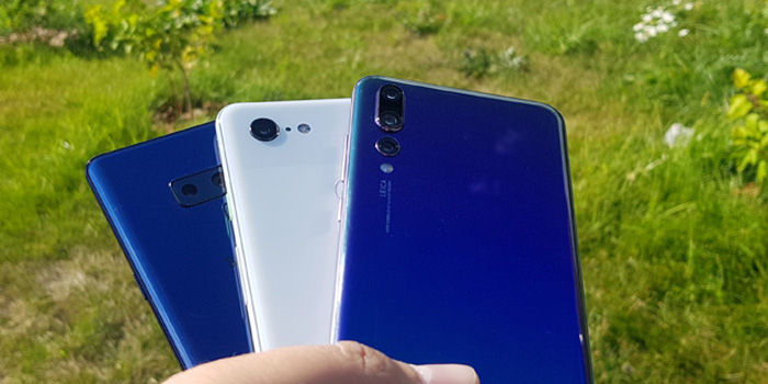 comparativa camaras pixel 3 xl vs p20 pro vs note 9