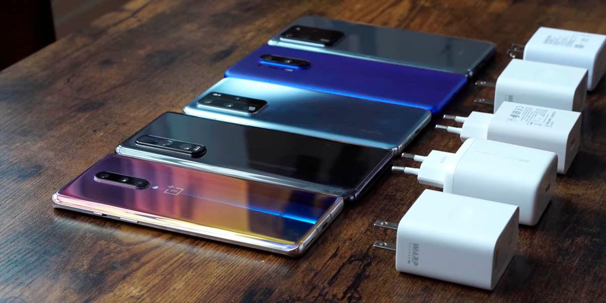 comparativa carga rápida 2020 qué sistema de carga para móviles es el mejor