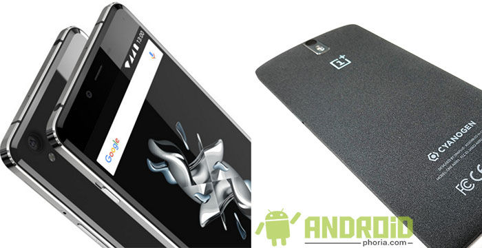 comparativa oneplus x vs oneplus one