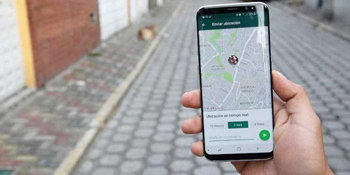 comparte tu ubicacion en android