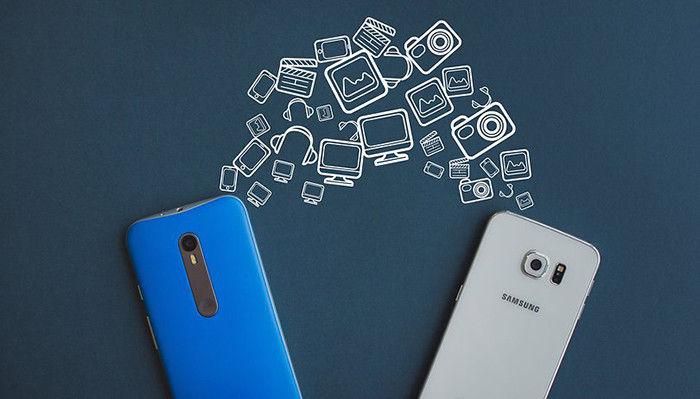 compartir archivos bluetooth android