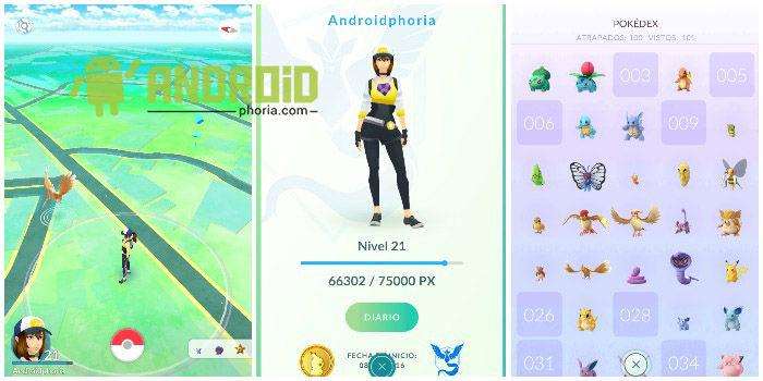 Trucos para completar la Pokédex en Pokémon GO