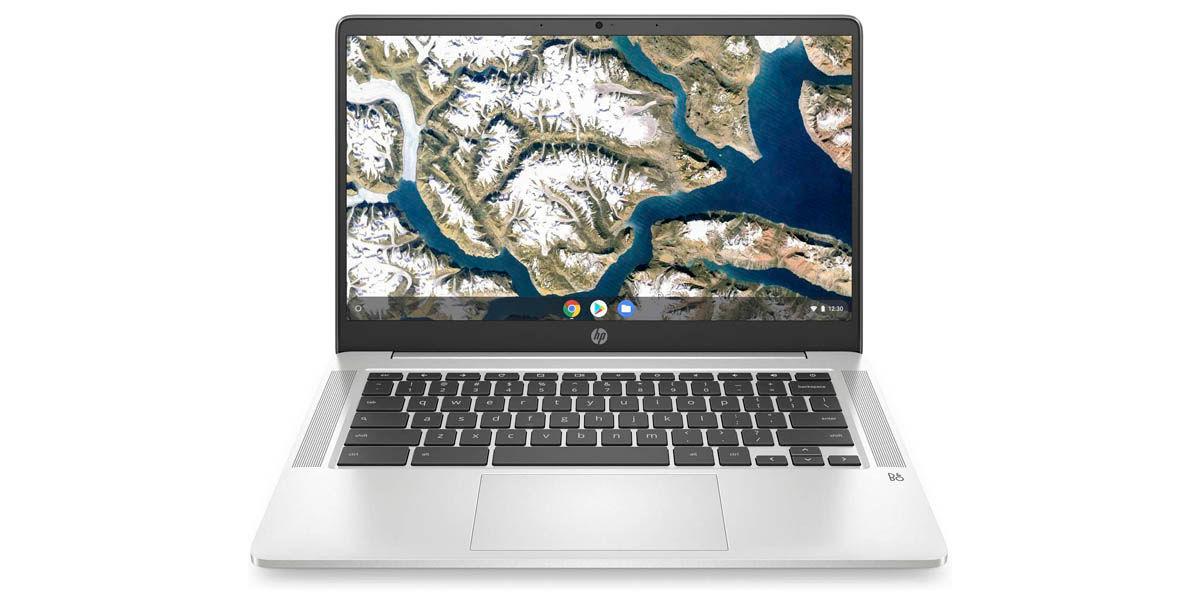 comprar Hp chromebook 14a portátil 14 pulgadas con resolución HD
